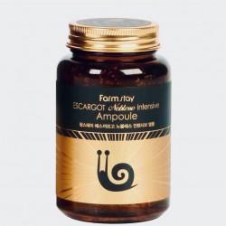 Равликова сироватка для обличчя FARMSTAY ESCARGOT ALL-IN ONE AMPOULE - 250 мл