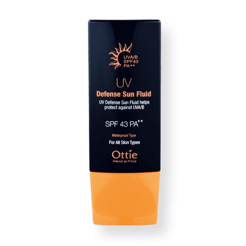 Флюид для защиты от солнца UV Defense Sun Fluid SPF43/PA++ OTTIE - 50 мл