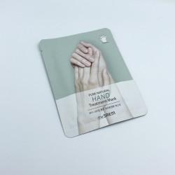 Маска-перчатки для рук THE SAEM Pure Natural Hand Treatment Mask - 16 мл
