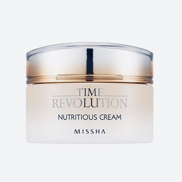Крем против сухости кожи лица MISSHA TIME REVOLUTION Nutritious Cream - 50 мл