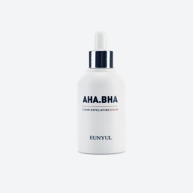 Сыворотка для обновления кожи лица с кислотами Eunyul AHA BHA Clean Exfoliating Serum - 50 мл