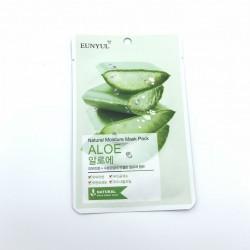 Увлажняющая тканевая маска с алоэ вера EUNYUL Natural Moisture Mask Pack-Aloe - 25 мл