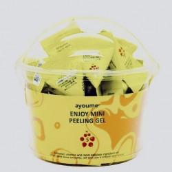 Набір пілінг-гелів з фруктовими кислотами AYOUME ENJOY MINI PEELING GEL - 30 шт. по 3 г