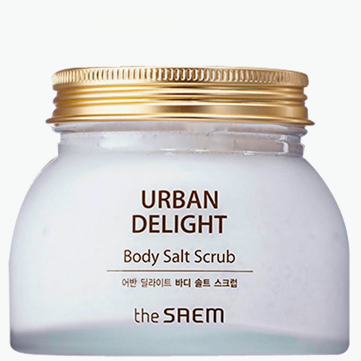 Скраб для тела с морской солью THE SAEM Urban Delight Body Salt Scrub - 280 г