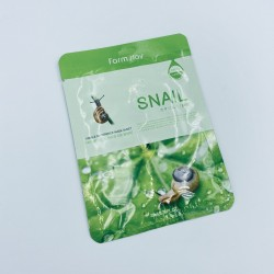 Тканевая маска с улиткой FARMSTAY VISIBLE DIFFERENCE MASK SHEET SNAIL - 23 мл