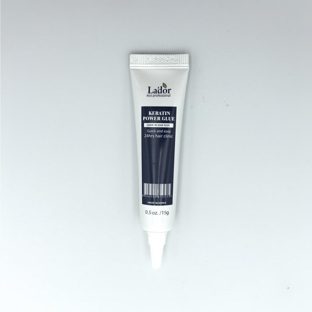 Средство для восстановления посеченных кончиков волос LADOR Keratin Power Glue - 15 г