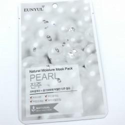 Увлажняющая тканевая маска с жемчугом EUNYUL Natural Moisture Mask Pack-Pearl - 25 мл