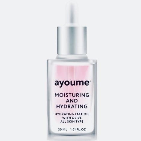 Интенсивно увлажняющее масло для лица AYOUME HYDRATING FACE OIL - 30 мл