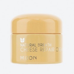 Купить оптом Восстанавливающий крем для лица Mizon Natural Breath Cheese Repair Cream - 50 мл