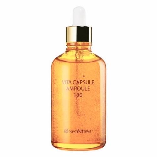 Сыворотка для лица витаминная SeaNtree SNT VITA CAPSULE AMPOULE 100