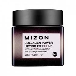 Крем-лифтинг для лица с коллагеном MIZON COLLAGEN POWER LIFTING EX CREAM - 50 мл