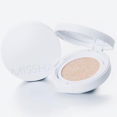 Солнцезащитная тональная основа кушон MISSHA Magic Cushion Cover Lasting SPF50+/PA+++ (15 г)