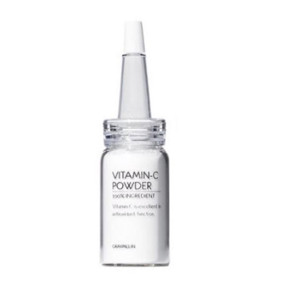Пудра витамина C для очищения и сияния кожи лица GRAYMELIN Vitamin-C Powder - 12 г