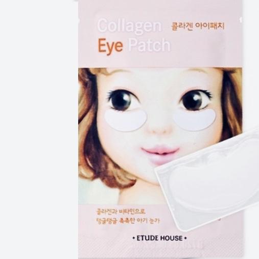 Антивозрастные коллагеновые патчи для глаз ETUDE HOUSE Collagen Eye Patch - 1 пара