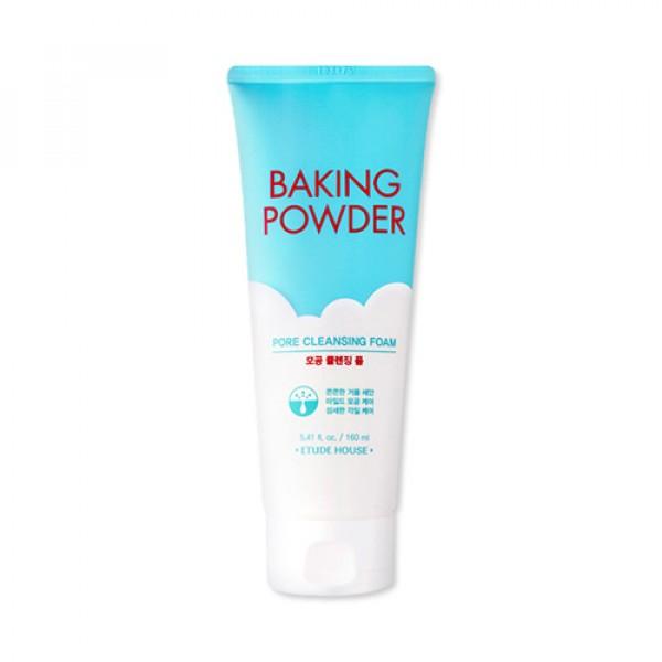 Пенка для очищения пор Etude House Baking Powder Pore Cleansing Foam - 160 мл