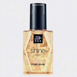 Купить оптом Сыворотка для блеска волос с алмазной пудрой Mise en Scene Shine Care Diamond Oil - 70 мл