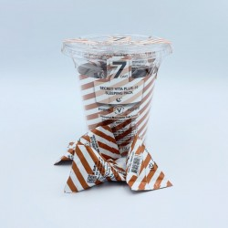 Набір нічних осветляющих масок May Island 7 Days Secret Vita Plus-10 Sleeping Pack -12 * 5 мл