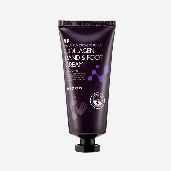 Крем для рук и ног с коллагеном Mizon Hand and Foot Cream Collagen - 100 мл