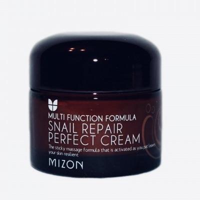 Крем для лица с улиточным фильтратом MIZON SNAIL REPAIR PERFECT CREAM - 50 мл