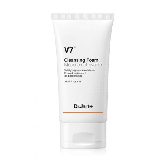 Витаминная пенка для умывания Dr.Jart V7 Cleansing Foam - 100 мл