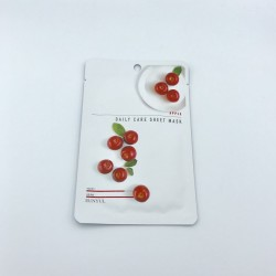 Тканинна маска з яблучним екстрактом Eunyul Daily Care Mask Sheet Apple - 22 г