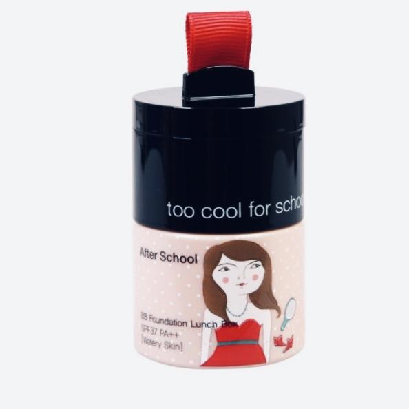BB-крем+хайлайтер+консилер TOO COOL FOR SCHOOL AFTER SCHOOL BB FOUNDATION LUNCH BOX №3 - 40 мл