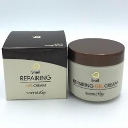 Гель-крем для лица с экстрактом слизи улитки Sеcret Key Snail Repairing Gel Cream - 50 мл