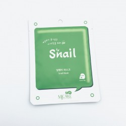 Купить оптом Маска для лица улиточная MJ Care ON Snail Mask - 22 г