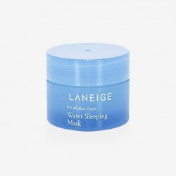 Нічна маска для зволоження шкіри обличчя (мініатюра) LANEIGE Water Sleeping Mask - 15 мл