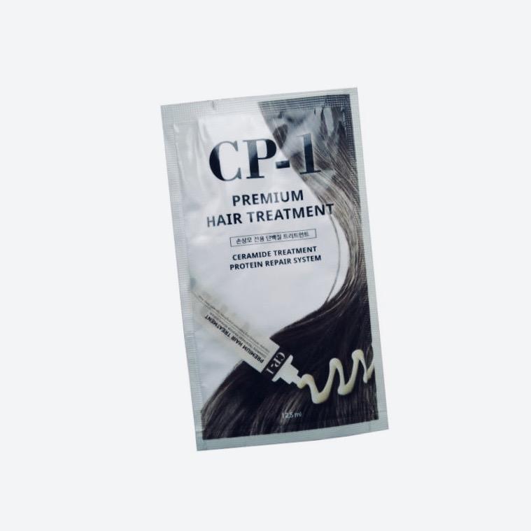 Протеиновая маска для лечения и разглаживания сухих волос CP‐1 PREMIUM HAIR TREATMENT POUCH - 12,5 мл