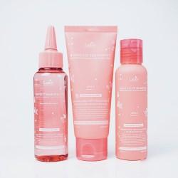 Купить оптом Набор средств для волос Lador Blossom Edition (Treatment+Shampoo+Hair Ampoule) - 3×100 мл