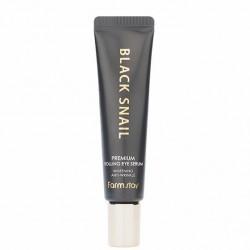 Купить оптом Сыворотка для глаз с улиткой FARMSTAY BLACK SNAIL PREMIUM ROLLING EYE SERUM - 25 мл