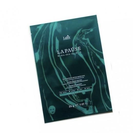 Успокаивающая маска-спа для лица Lador La-Pause Hydra Skin Spa Mask - 25 мл