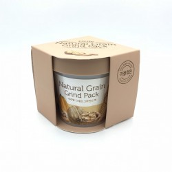 Питательная маска для сухой кожи лица Ottie Natural Grain Grind Pack - 100 мл