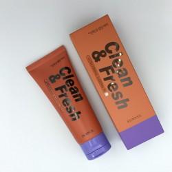 Ночная крем - маска для упругости кожи EUNYUL Clean & Fresh Ultra Firming Night Cream - 120 мл