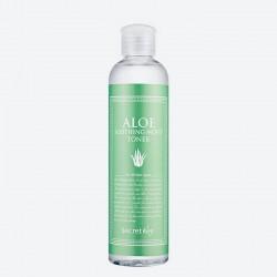 Тонер заспокійливий і зволожуючий з алое вера Secret Key Aloe Soothing Moist Toner - 250 мл