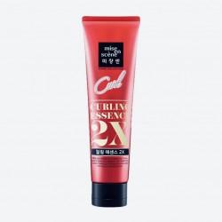 Есенція-стайлінг для створення локонів на прямому волоссі MISE EN SCENE Curling Essence 2X (for Big Curl) - 150 мл