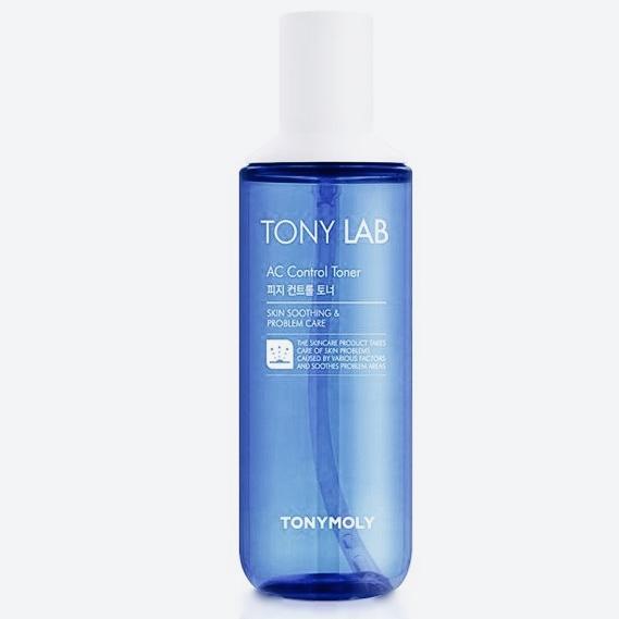 Тонер против прыщей Tony Moly Tony Lab AC Control Toner - 180 мл
