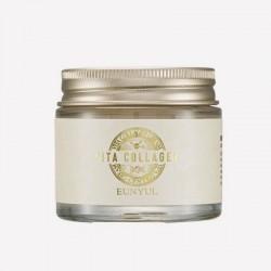 Купить оптом Подтягивающий крем для лица с коллагеном EUNYUL Vita Collagen Cream - 70 мл