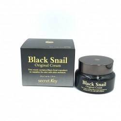 Равликовий живильний багатофункціональний крем Secret Key Black Snail Original Cream - 50 мл