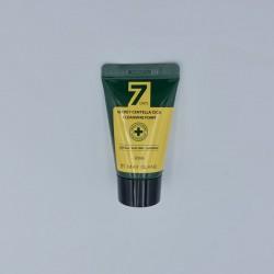 Мини-версия пенки для чувствительной кожи лица MAY ISLAND 7 Days Secret Centella Cica Cleansing Foam - 30 мл