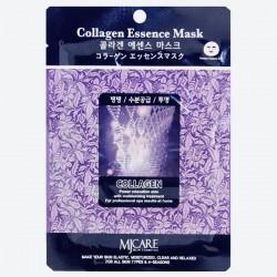 Придбати оптом Омолоджуюча маска для обличчя з колагеном Mj Care collagen Essence Mask - 23 г