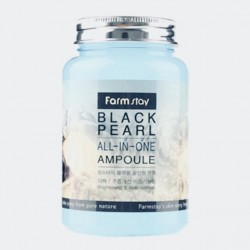 Сироватка для обличчя з чорними перлами FARMSTAY BLACK PEARL ALL-IN ONE AMPOULE - 250 мл