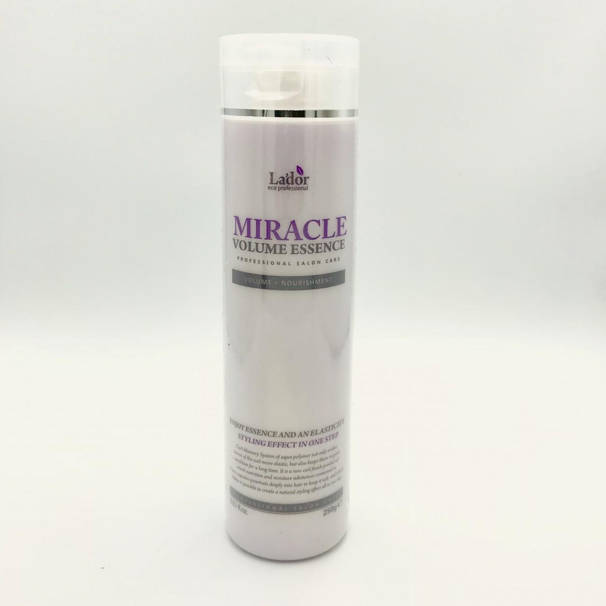 Эссенция для тонких волос Lador Miracle Volume Essence - 250 мл