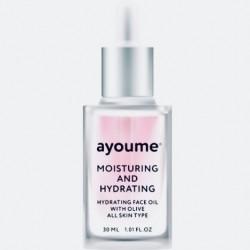 Інтенсивно зволожуюча олія для обличчя AYOUME HYDRATING FACE OIL - 30 мл