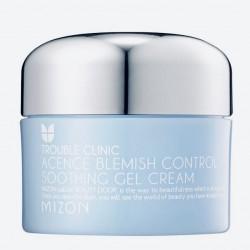 Гель-крем для проблемної шкіри MIZON ACENCE BLEMISH CONTROL SOOTHING GEL CREAM - 50 мл