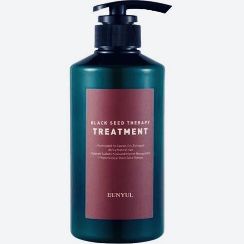 Бальзам для волос с маслом черного тмина EUNYUL Black Seed Therapy-Treatment - 500 мл