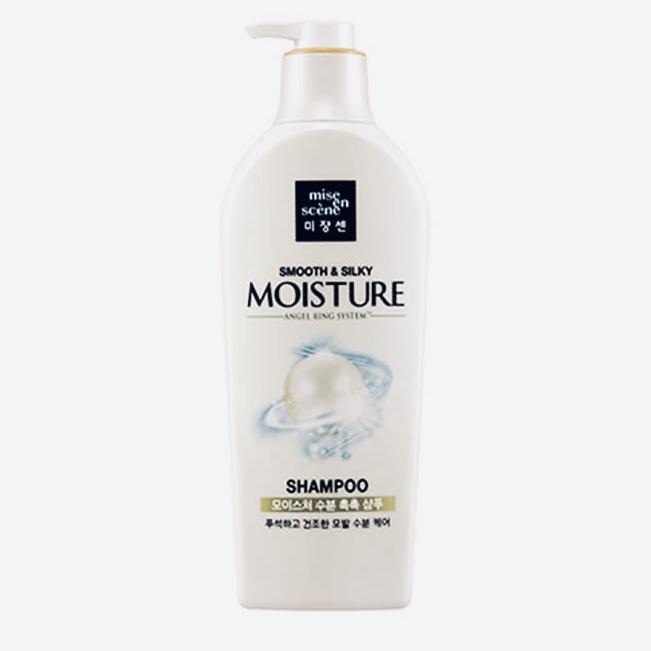 Шампунь для блеска волос MISE EN SCENE PEARL SMOOTH & SILKY MOISTURE SHAMPOO - 780 мл