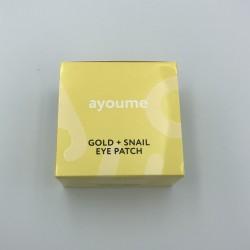 Придбати оптом Патчі для очей з золотом і равликом