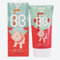 BB-крем з вологим фінішем ELIZAVECCA Milky Piggy BB Cream SPF 50 +++ - 50 мл